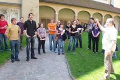 Konzertausflug nach Brixen/Südtirol 2010