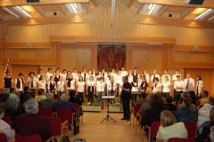 Chorreise ins Burgenland - 31. April 2009 bis 3. Mai 2009
