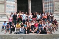 Europäisches Jugendchorfestival in Lignano-Sabbiadoro, Italien