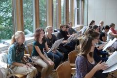 Probenwochenende 2012 in St. Arbogast