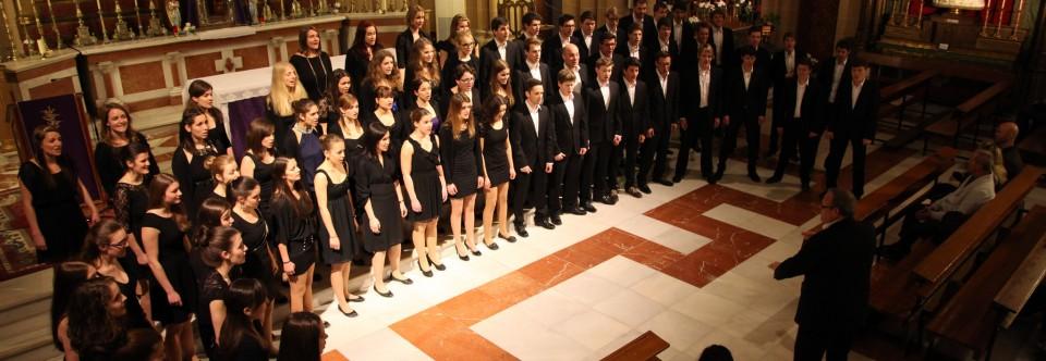 VOICES überzeugt Wettbewerbsjury in Málaga – Landesjugendchor hat zweimal Gold im Gepäck