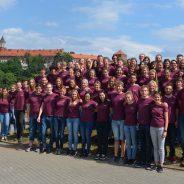 Zwei erste Plätze beim Chorwettbewerb in Krakau!