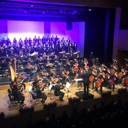 Stimmungsvoll ins neue Jahr mit VOICES und dem Jugendsinfonieorchester Mittleres Rheintal