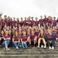 Vergoldete Mitbringsel aus Florenz: Grand Prix und 3x Gold an VOICES!